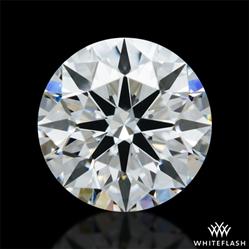 0.752 ct E VVS1 A CUT ABOVE® Hearts and Arrows Super Ideal Round Cut Loose Diamond