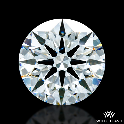 1.568 ct F VS2 A CUT ABOVE® Hearts and Arrows Super Ideal Round Cut Loose Diamond