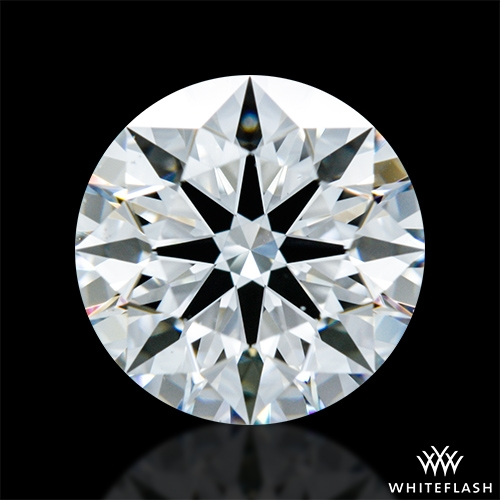 1.138 ct G VS2 A CUT ABOVE® Hearts and Arrows Super Ideal Round Cut Loose Diamond