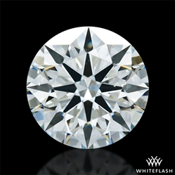 1.086 ct J VS2 A CUT ABOVE® Hearts and Arrows Super Ideal Round Cut Loose Diamond