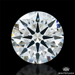 1.254 ct G VS1 A CUT ABOVE® Hearts and Arrows Super Ideal Round Cut Loose Diamond