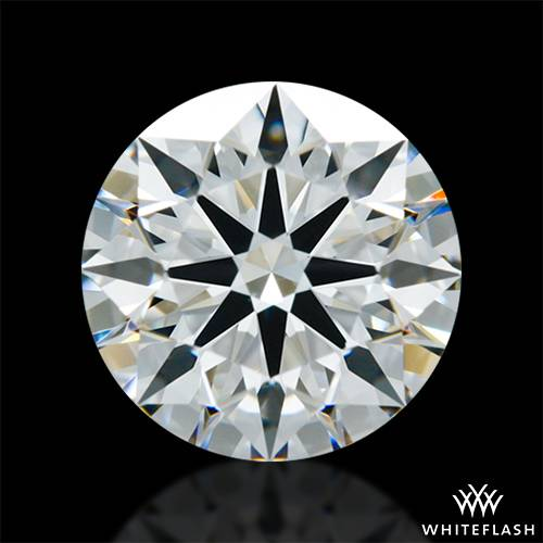1.388 ct G VS1 A CUT ABOVE® Hearts and Arrows Super Ideal Round Cut Loose Diamond