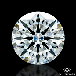 1.315 ct F VS2 A CUT ABOVE® Hearts and Arrows Super Ideal Round Cut Loose Diamond