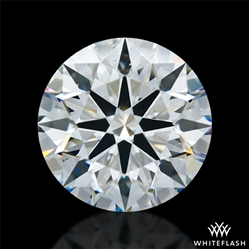 2.285 ct G VS2 A CUT ABOVE® Hearts and Arrows Super Ideal Round Cut Loose Diamond