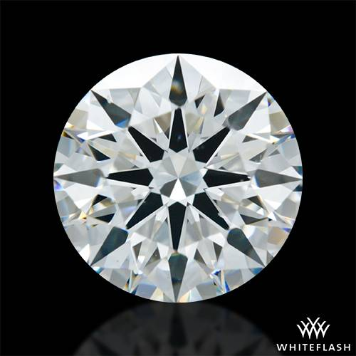 2.385 ct H VS2 A CUT ABOVE® Hearts and Arrows Super Ideal Round Cut Loose Diamond