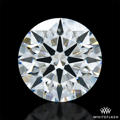 1.331 ct F VS1 A CUT ABOVE® Hearts and Arrows Super Ideal Round Cut Loose Diamond