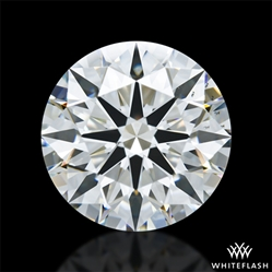 2.518 ct I VS2 A CUT ABOVE® Hearts and Arrows Super Ideal Round Cut Loose Diamond