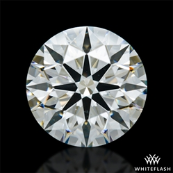 2.408 ct H VS2 A CUT ABOVE® Hearts and Arrows Super Ideal Round Cut Loose Diamond