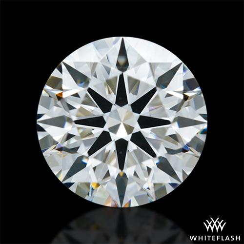 1.113 ct H VS1 A CUT ABOVE® Hearts and Arrows Super Ideal Round Cut Loose Diamond