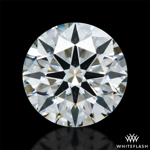 0.617 ct H SI1 Expert Selection Round Cut Loose Diamond