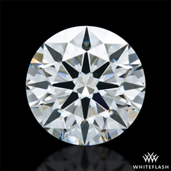 0.705 ct F VS1 A CUT ABOVE® Hearts and Arrows Super Ideal Round Cut Loose Diamond