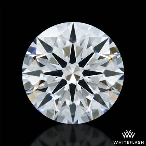 0.82 ct E VS2 A CUT ABOVE® Hearts and Arrows Super Ideal Round Cut Loose Diamond