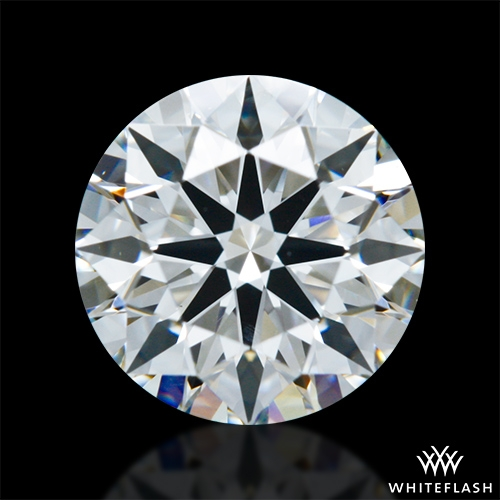 0.895 ct H SI1 Expert Selection Round Cut Loose Diamond