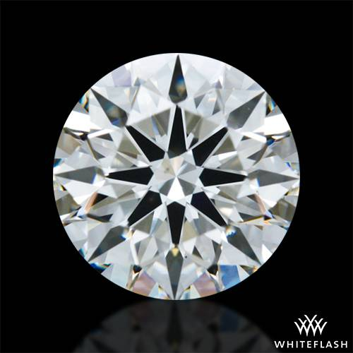 0.813 ct H VS1 Expert Selection Round Cut Loose Diamond