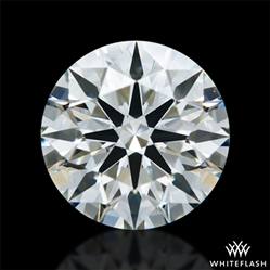 0.804 ct I VS1 A CUT ABOVE® Hearts and Arrows Super Ideal Round Cut Loose Diamond