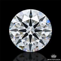 0.898 ct G VS2 A CUT ABOVE® Hearts and Arrows Super Ideal Round Cut Loose Diamond