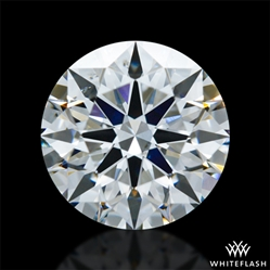 1.012 ct G SI1 A CUT ABOVE® Hearts and Arrows Super Ideal Round Cut Loose Diamond