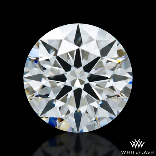 1.082 ct G SI1 A CUT ABOVE® Hearts and Arrows Super Ideal Round Cut Loose Diamond