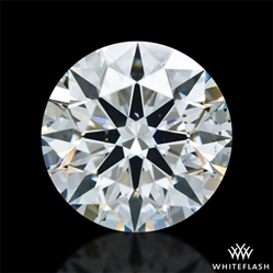 1.205 ct G SI1 A CUT ABOVE® Hearts and Arrows Super Ideal Round Cut Loose Diamond