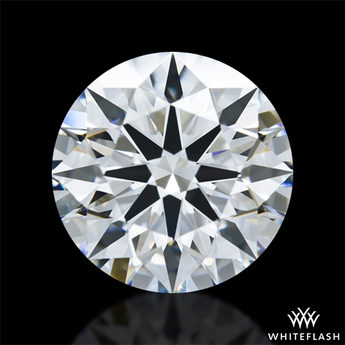 2.043 ct F VVS2 A CUT ABOVE® Hearts and Arrows Super Ideal Round Cut Loose Diamond