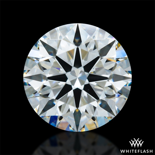0.72 ct F VVS1 A CUT ABOVE® Hearts and Arrows Super Ideal Round Cut Loose Diamond