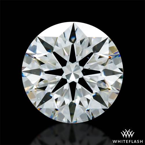 1.583 ct G VS2 A CUT ABOVE® Hearts and Arrows Super Ideal Round Cut Loose Diamond