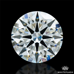1.205 ct F VS2 A CUT ABOVE® Hearts and Arrows Super Ideal Round Cut Loose Diamond