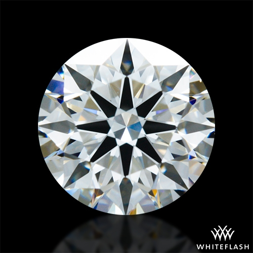 1.145 ct G VS1 A CUT ABOVE® Hearts and Arrows Super Ideal Round Cut Loose Diamond
