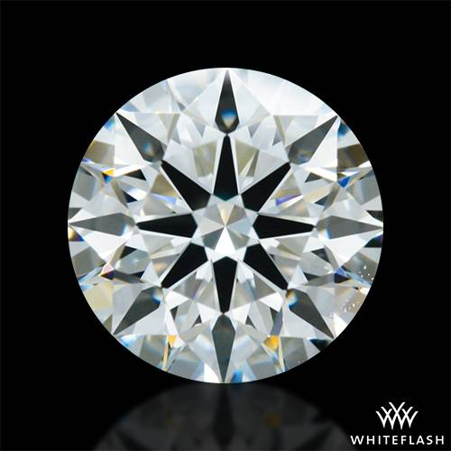 1.134 ct I VS2 A CUT ABOVE® Hearts and Arrows Super Ideal Round Cut Loose Diamond