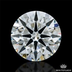 0.352 ct H VS2 A CUT ABOVE® Hearts and Arrows Super Ideal Round Cut Loose Diamond