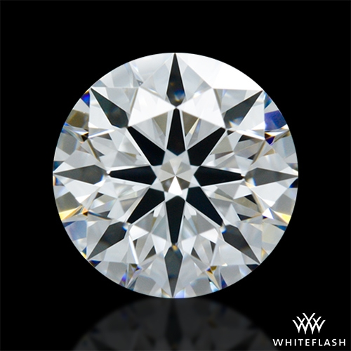 1.207 ct D VS1 A CUT ABOVE® Hearts and Arrows Super Ideal Round Cut Loose Diamond