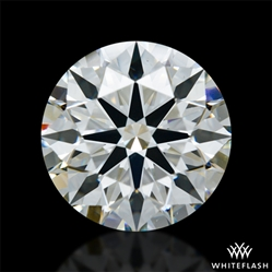 2.168 ct H VS2 A CUT ABOVE® Hearts and Arrows Super Ideal Round Cut Loose Diamond