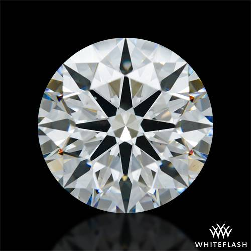 2.404 ct G VS2 A CUT ABOVE® Hearts and Arrows Super Ideal Round Cut Loose Diamond