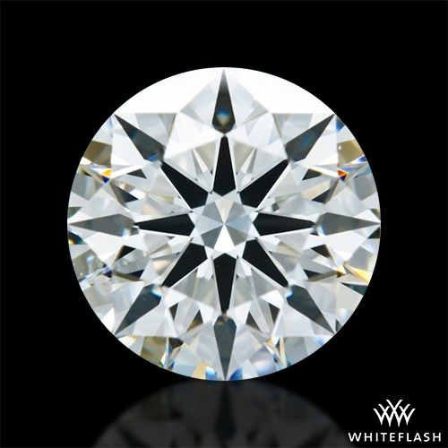 1.135 ct I VS2 A CUT ABOVE® Hearts and Arrows Super Ideal Round Cut Loose Diamond