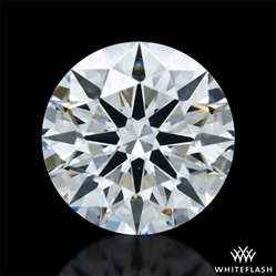 0.918 ct F VS2 A CUT ABOVE® Hearts and Arrows Super Ideal Round Cut Loose Diamond