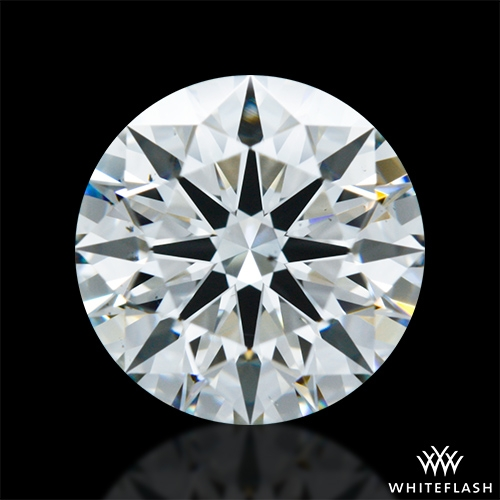 1.303 ct H VS2 A CUT ABOVE® Hearts and Arrows Super Ideal Round Cut Loose Diamond