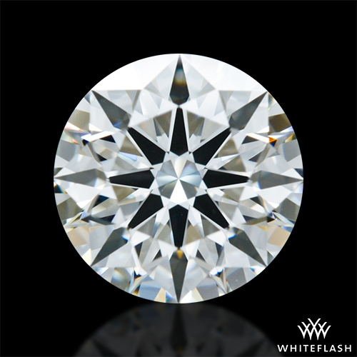1.422 ct I VS1 A CUT ABOVE® Hearts and Arrows Super Ideal Round Cut Loose Diamond