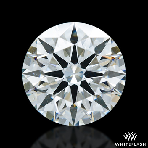 1.46 ct H VS2 A CUT ABOVE® Hearts and Arrows Super Ideal Round Cut Loose Diamond