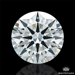 1.402 ct J VS1 A CUT ABOVE® Hearts and Arrows Super Ideal Round Cut Loose Diamond
