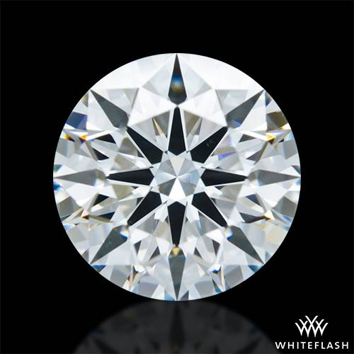 1.34 ct G VS1 A CUT ABOVE® Hearts and Arrows Super Ideal Round Cut Loose Diamond