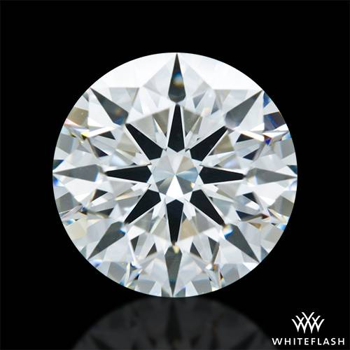 1.488 ct H VS1 A CUT ABOVE® Hearts and Arrows Super Ideal Round Cut Loose Diamond