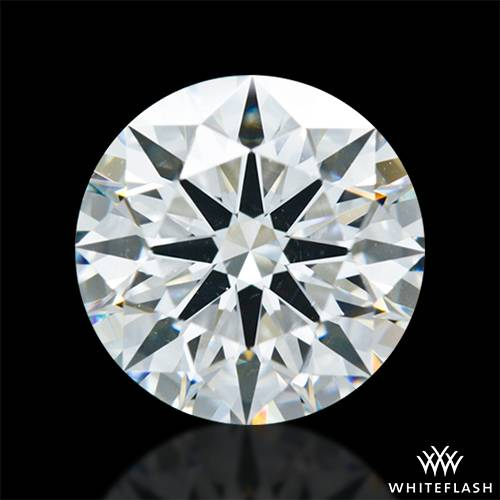 1.458 ct J VS2 A CUT ABOVE® Hearts and Arrows Super Ideal Round Cut Loose Diamond