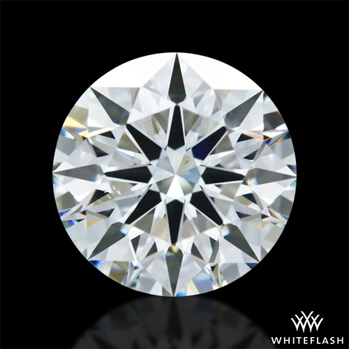 0.992 ct H VS2 A CUT ABOVE® Hearts and Arrows Super Ideal Round Cut Loose Diamond