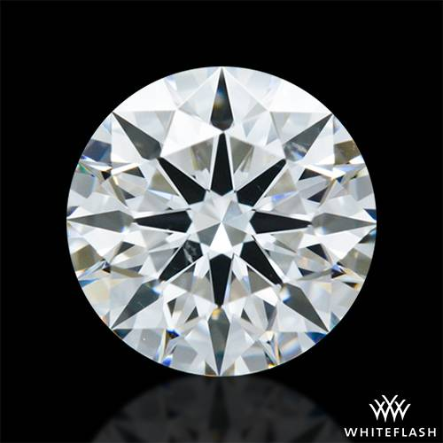 0.996 ct G VS2 A CUT ABOVE® Hearts and Arrows Super Ideal Round Cut Loose Diamond