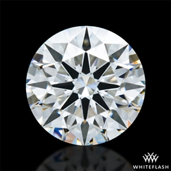 0.977 ct G VVS2 A CUT ABOVE® Hearts and Arrows Super Ideal Round Cut Loose Diamond