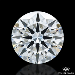 0.943 ct G VS2 A CUT ABOVE® Hearts and Arrows Super Ideal Round Cut Loose Diamond