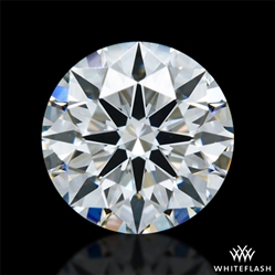 0.808 ct G VS1 A CUT ABOVE® Hearts and Arrows Super Ideal Round Cut Loose Diamond