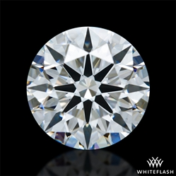 0.927 ct G VS1 A CUT ABOVE® Hearts and Arrows Super Ideal Round Cut Loose Diamond