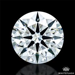 0.907 ct G VS1 A CUT ABOVE® Hearts and Arrows Super Ideal Round Cut Loose Diamond