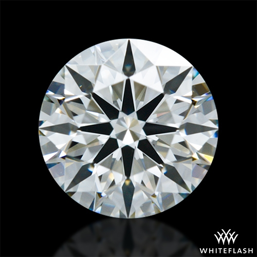 0.914 ct J VS1 A CUT ABOVE® Hearts and Arrows Super Ideal Round Cut Loose Diamond